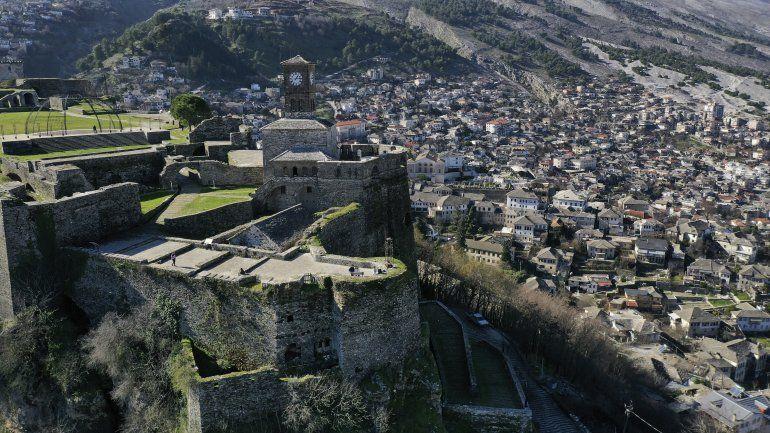 Ciudad de Piedra albana se queda sin turistas por COVID-19