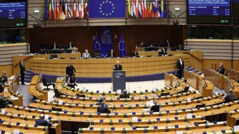 Exilio cubano clama victoria por resolución de la Unión Europea contra el régimen