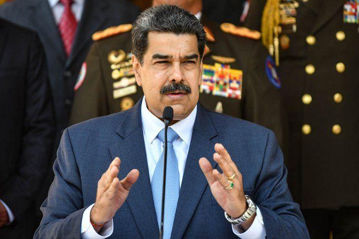 Maduro encabeza a miembros del Consejo de DDHH de la ONU que reprimen activistas
