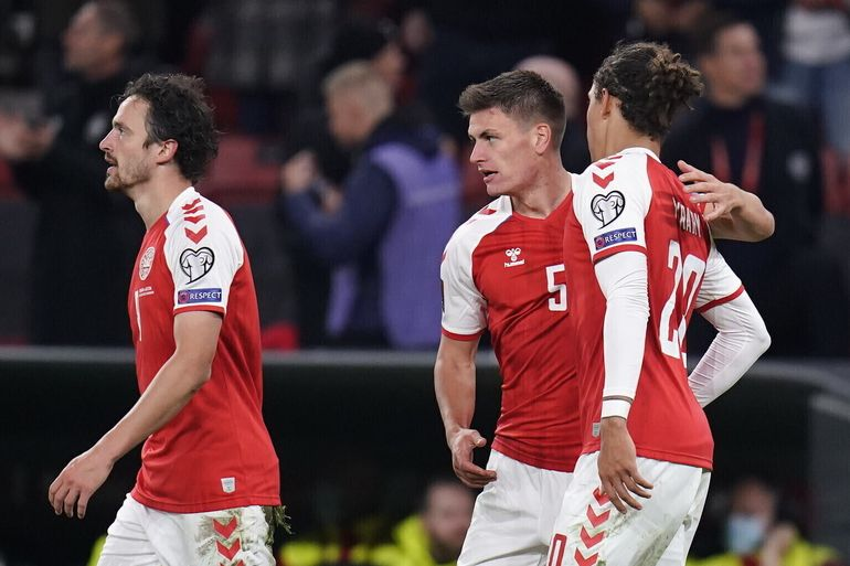 Dinamarca asegura su pasaje a Qatar, al hilar 8vo triunfo