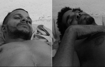 Luis Manuel Otero Alcántara y Maykel Osorbo siguen en huelga de hambre por la liberación de Denis Solís