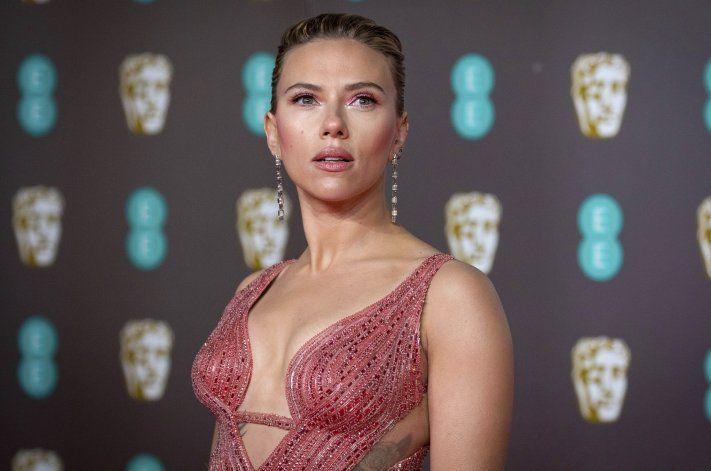 Johansson demanda a Disney por estreno de Black Widow