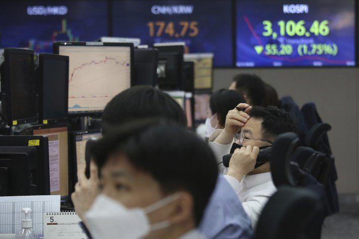 Wall Street abre en alza tras tres días de fuertes caídas