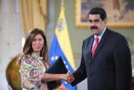 venezuela expulsa a la embajadora de la ue tras la ultima ronda de sanciones