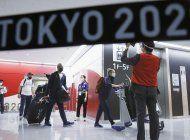 juegos olimpicos sin ambiente, casi surrealistas