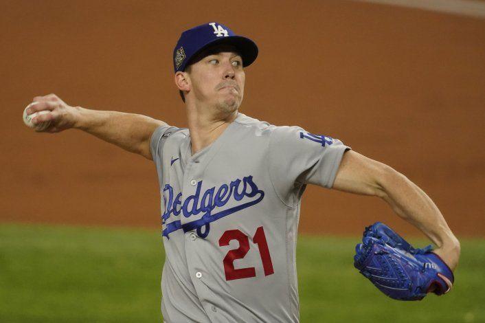 Dodgers ganan 6-2 a Rays y toman ventaja en la Serie Mundial