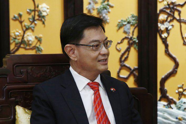Singapur: Líder designado sorpresivamente retira postulación
