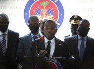 funcionario haitiano: primer ministro renunciara