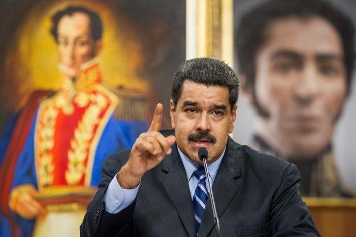 Nicolás Maduro levantó el toque de queda fronterizo y flexibilizó el confinamiento por el espíritu de la Navidad