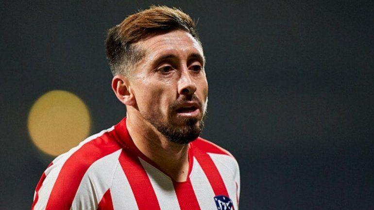 Se le complica el futuro a Héctor Herrera con el Atlético de Madrid