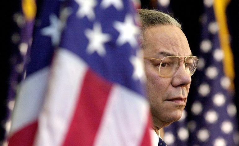Muere Colin Powell debido a complicaciones por COVID-19