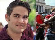 expulsan a profesor universitario cubano que pretende participar en la marcha del 15 de noviembre