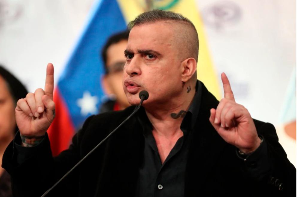 el fiscal general chavista amenazo a una periodista colombiana por su investigacion sobre el testaferro de maduro