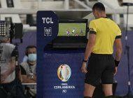 copa america: arbitros espanoles para chile-bolivia