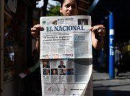 el periodico venezolano el nacional volvera al formato impreso a partir de agosto
