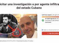 exiliados cubanos piden que las autoridades norteamericanas investiguen al profesor carlos lazo