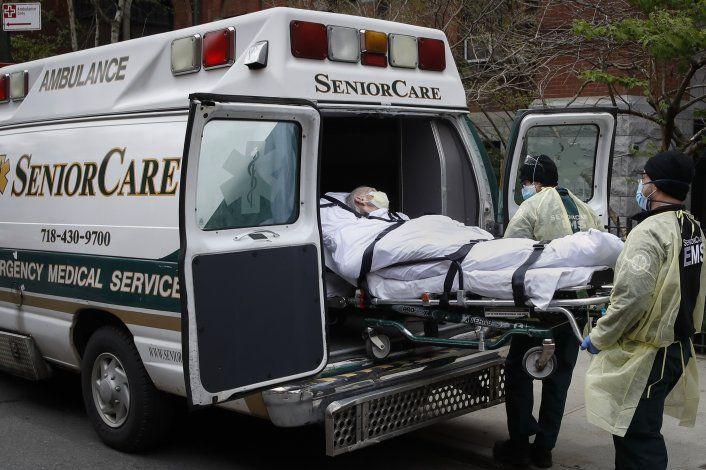 EEUU: Hubo más de muertes en asilos de ancianos en 2020
