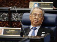 rey malayo critica al gobierno por engano al parlamento