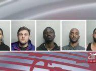arrestan a cinco personas en miami beach durante el fin de semana del feriado de martin luther king jr.