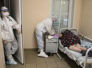 covid-19 no da tregua en rusia: fija nuevo record de muertes