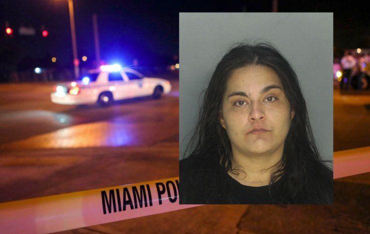 Tras las rejas una mexicana de Hialeah por encerrar a su hija dentro de un refrigerador