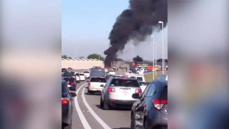Muere un hombre en aparatozo accidente en el Turnpike