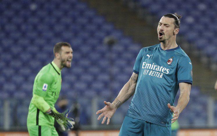 Ibrahimović se perdería por lesión el Man United-Milan