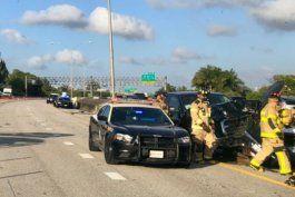 2 mujeres fallecieron en accidente en los carriles expresos de la i-95