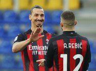 milan vence a parma 3-1 en liga italiana