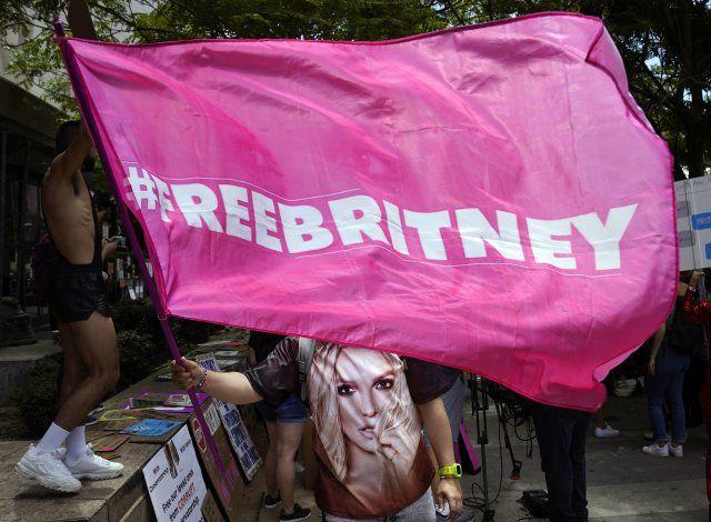 AP EXPLICA: Cómo funciona la curaduría de Britney Spears