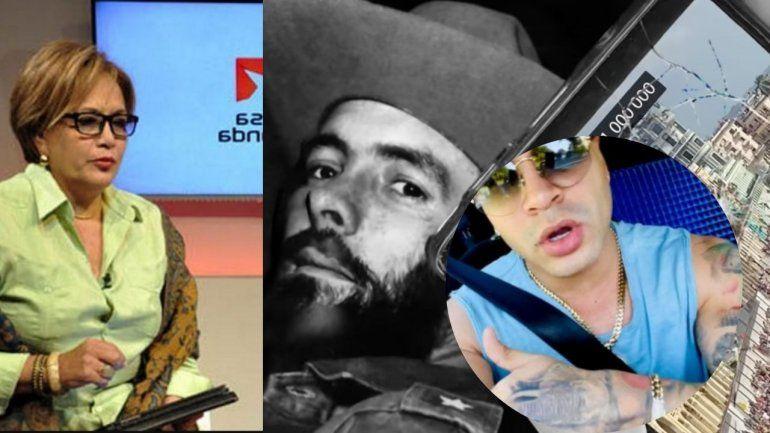 Vocera del régimen cubano: Se está pidiendo cárcel para Yomil por la canción De Cuba soy