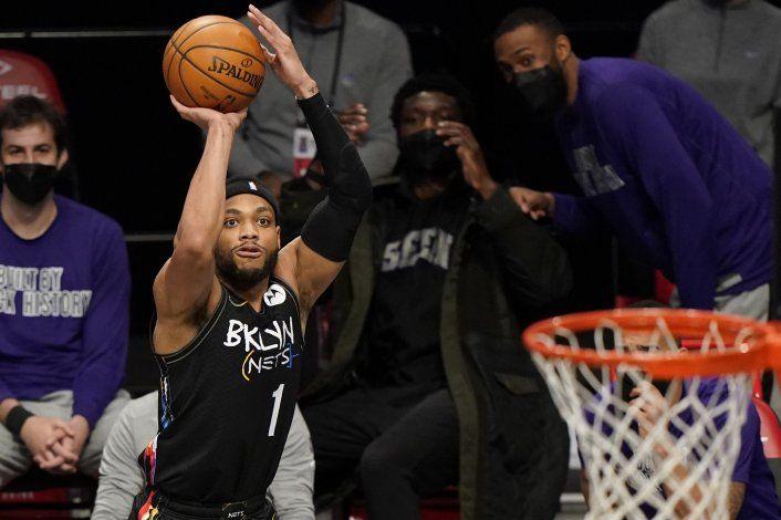 Nets suman siete triunfos seguidos, superan a Kings