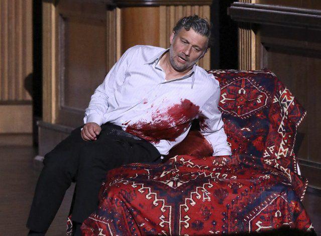 Tenor Jonas Kaufmann canta Tristán, papel asesino de voces