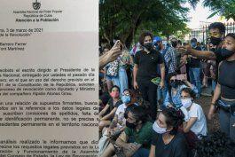 la asamblea nacional rechaza la peticion de revocacion de alpidio alonso presentada por el 27n