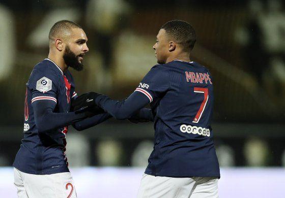 Sin Pochettino PSG supera a Angers y es líder; Marsella cae