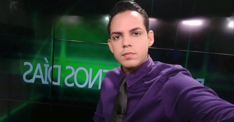 Periodista Lázaro Manuel Alonso tiene COVID-19 luego de vacunarse con Abdala