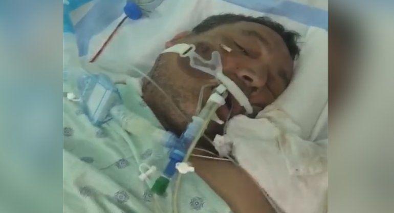 Un hombre lleva 17 días en coma después que dos sujetos intentaron robarle  unas cadenas de oro