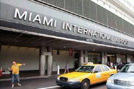 capacitaran a empleados del aeropuerto internacional de miami para detectar trata de personas