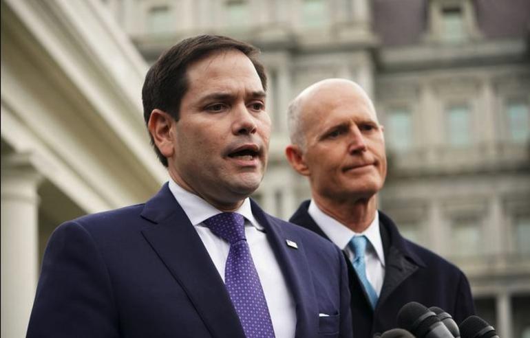 Rubio y Scott presentan resolución para castigar al régimen cubano por abusos