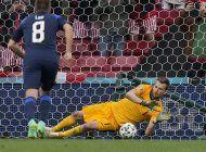 euro: finlandia vence a dinamarca 1-0