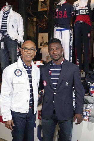 Ralph Lauren diseña uniforme de EEUU para Tokio