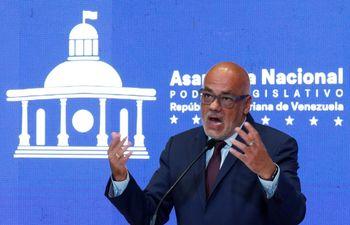 Venezuela: Incluir a Alex Saab en el diálogo, la última idea descabellada de Jorge Rodríguez (Video)