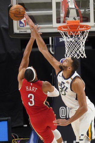 Mitchell guía a Jazz ante Pelicans, encadenan 7ma victoria