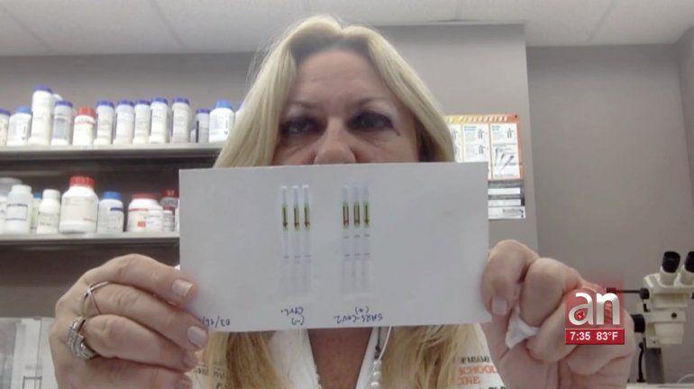 Crean en la Universidad de Miami test para el Coronavirus que da los resultados en solo 30 minutos