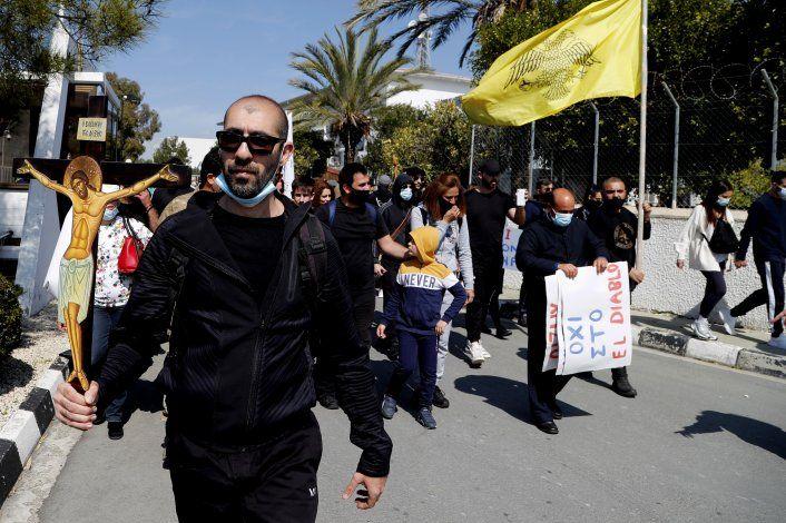 Chipre: piden retirar canción demoníaca de Eurovisión
