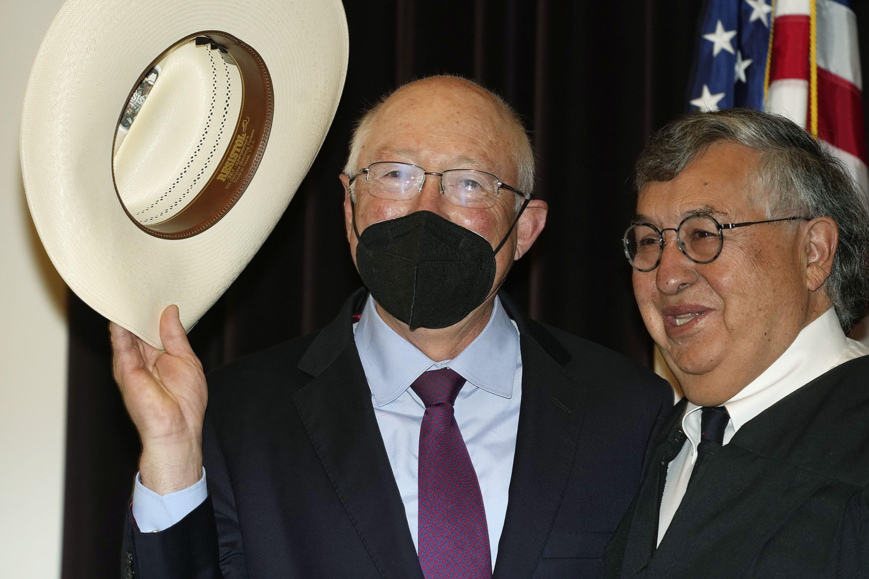 llega a mexico el nuevo embajador de eeuu