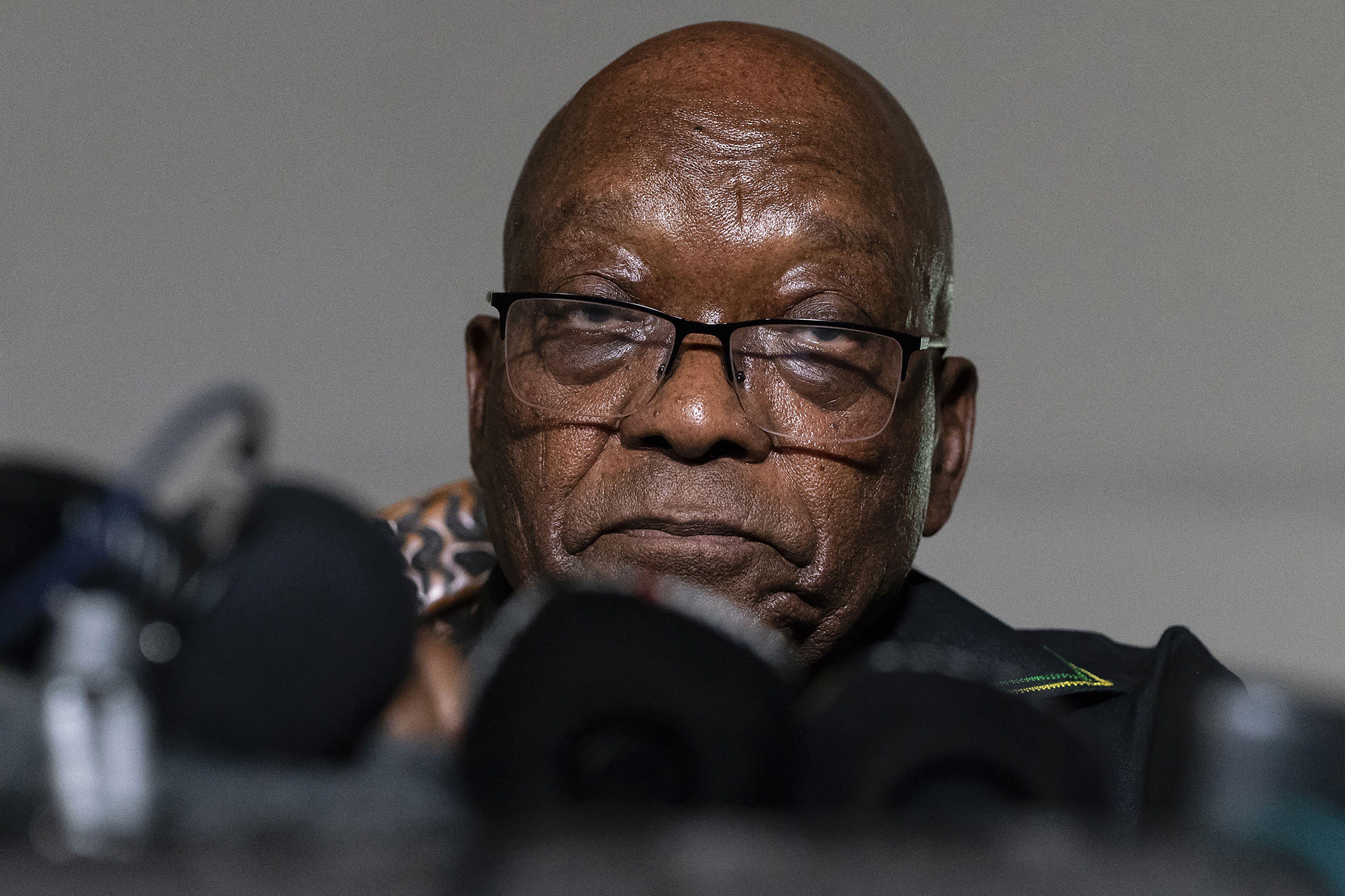 alto tribunal de sudafrica ratifica condena a expresidente