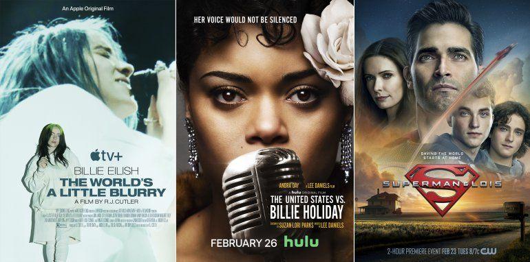 Nuevo esta semana: Billie Eilish, Billie Holiday y Superman