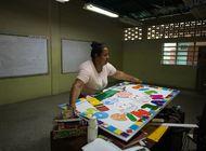 dificil regreso a las escuelas venezolanas tras 19 meses
