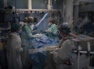 espana: salud mental del personal medico sufre en repunte